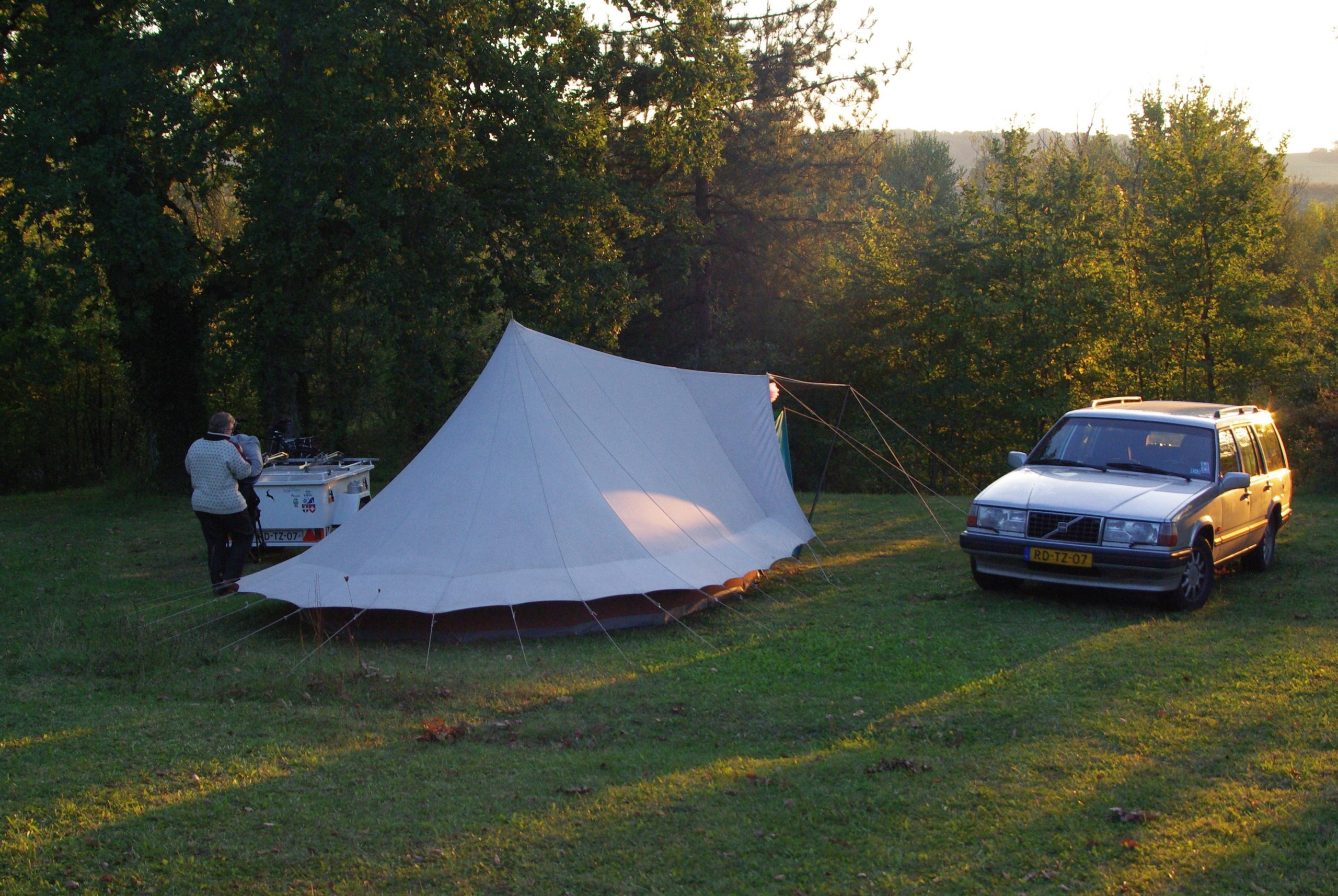 Camping & Glamping in South of France