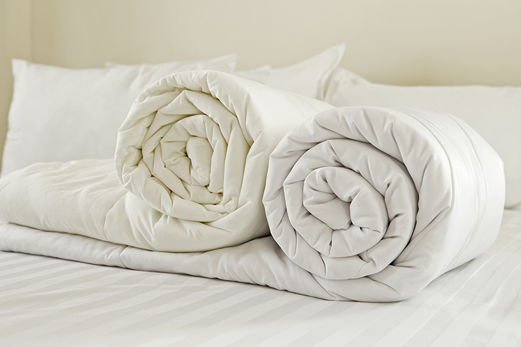 Extra Bedding